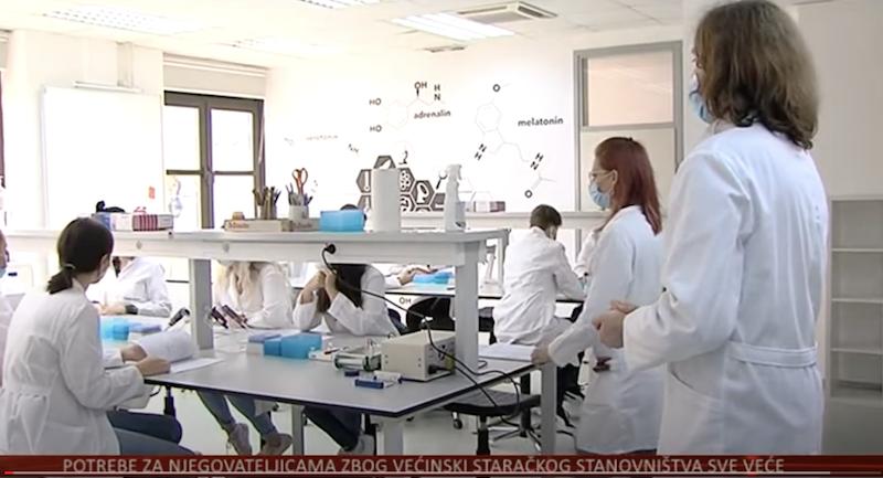 """Radionica """"Primjena rekombinantne DNA tehnologije u biotehnologiji"""